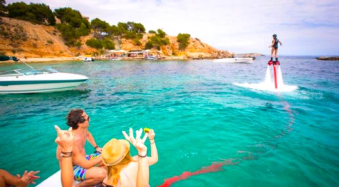 Flyboard, Mallorca, Magaluf, Portals, Vattensport, sport