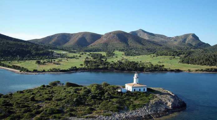 Golf Alcanada, Golfbanor, Mallorca, Golf, Alcudia, Pollenca