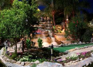 Golf Fatnasia, Golf Tropical, Palma Nova, Minigolf, Barnaktivitet, Sydvästra Mallorca