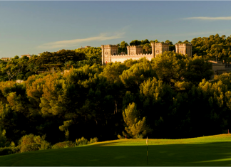 Golfbana, Golf, Palma de Mallorca, Bendinat