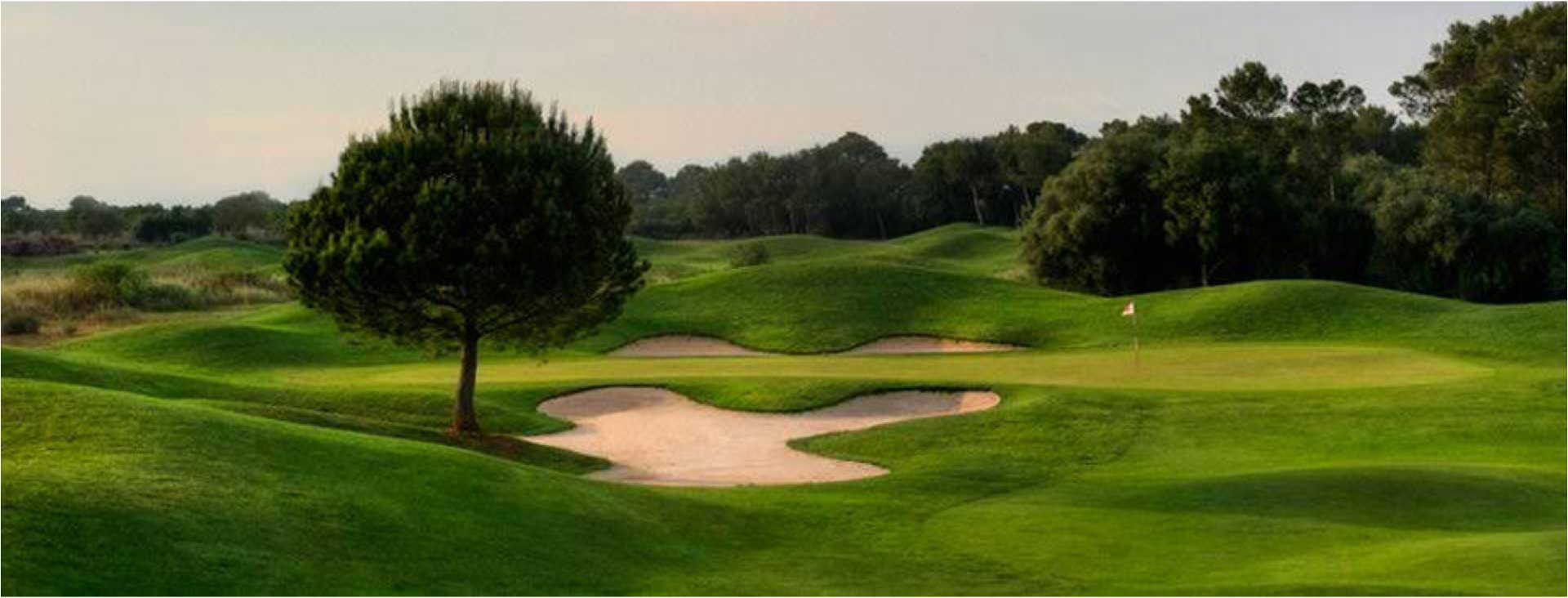 Son Antem Golf Club, Llucmajor, golf, golfbana,