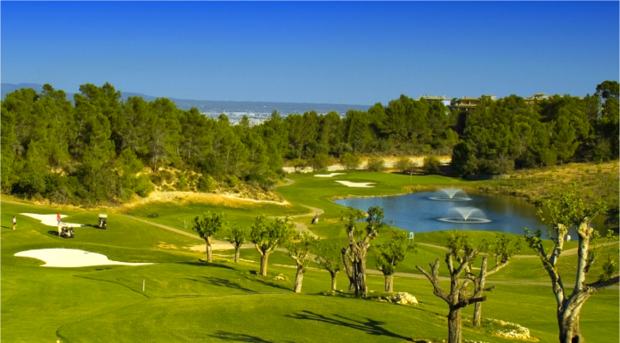 Son Quint Golfbana, Golf, Golfbanor, Son Vida, Arabella Golf