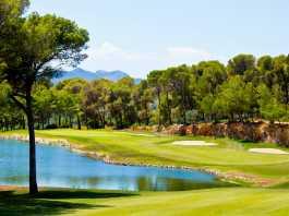 Golf, Golfbanor, Mallorca, Östkusten, Son Servera