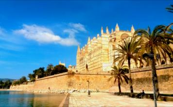 Katedralen i Palma de Mallorca, La Seu, Sevärdhet, Mallorca, Katedral