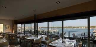 Tidigare michelinrestaurang, fisk & skaldjur med högsta kvalitet, fenomenal restaurang.