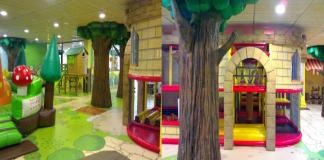 Sherwood Park, Palma de Mallorca, Inomhusaktivitet, Lekland, Inomhuslekplats, Barnaktivitet, Lekplats