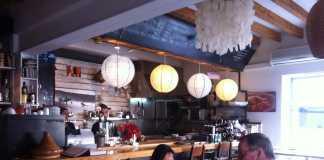 Restaurang i Santa Catalina, Italiensk matlagning, Asien fusion,