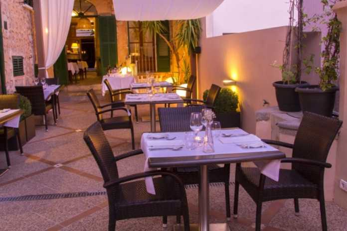 Soller restaurang, townhouse restaurang, typisk spansk mat.