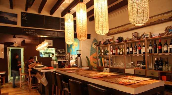 Restaurang, Palma de Mallorca,