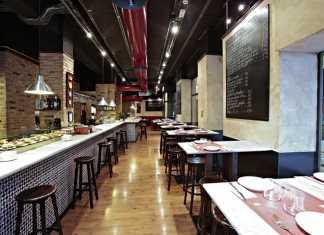 Schyssta tapas, Palma de Mallorca, shoppinglunch, Tapas, Pinchos,