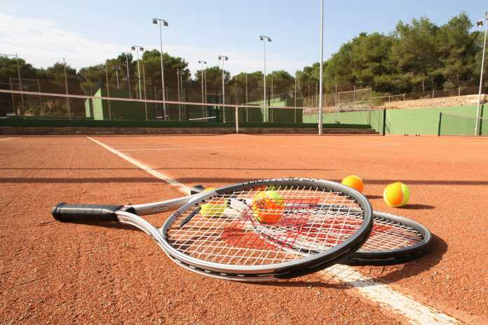 Tennis, Mallorca, tennisbanor, tennisklubbar