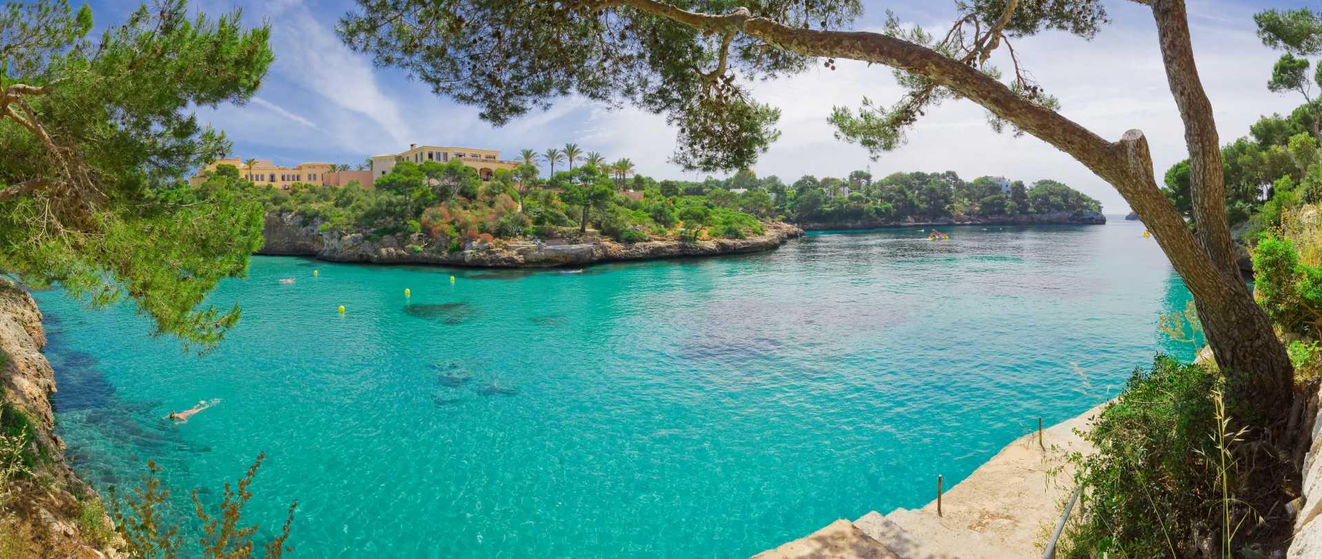 Cala dOr - Sydöstra Mallorca  Mallorcaguide