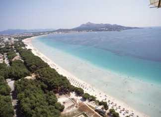 Cala Bona, Cala Millor, Sa Coma, barnvänligt, familjeresort, östra Mallorcas största resort,