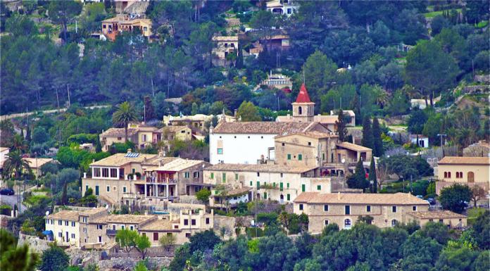 Galilea, tramuntana, Bergsby, by på Mallorca, Vandring, Pittoreskt