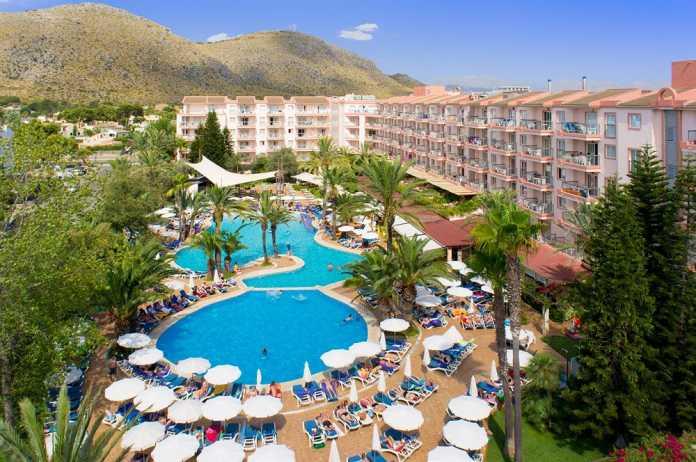 Fasjonable Hotell Viva Sunrise ****, Alcudia | Mallorcaguide TG-79