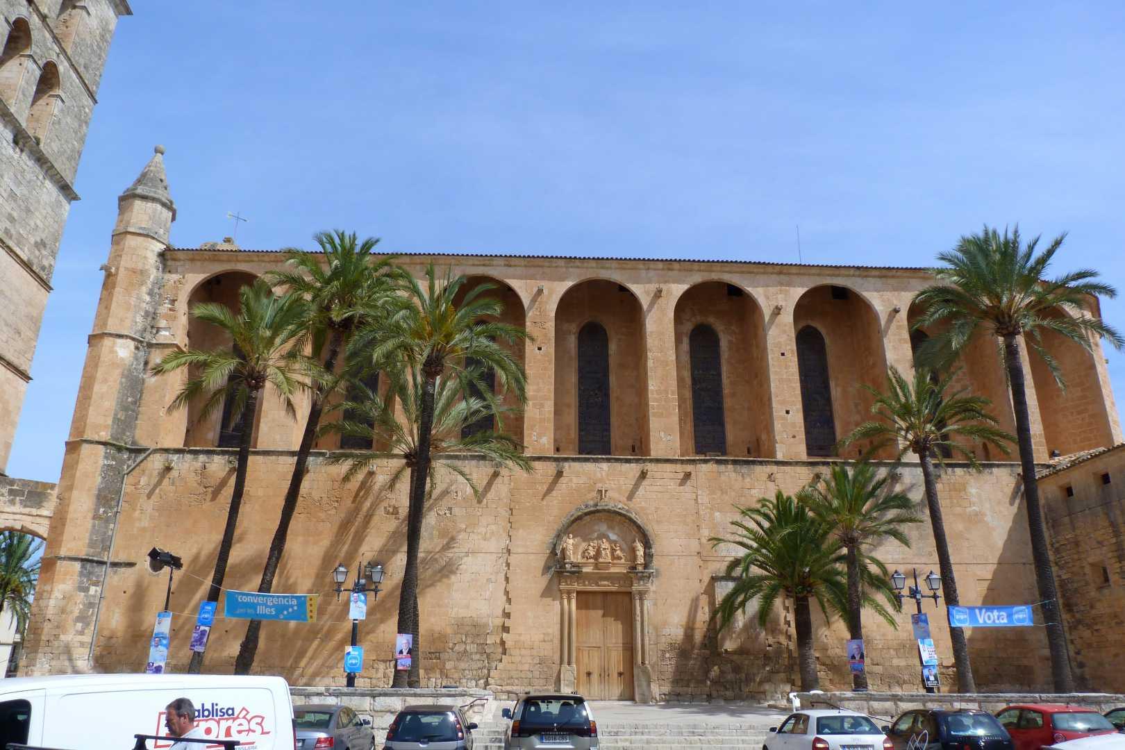 Kirken i Muro Església de Sant Joan Baptista