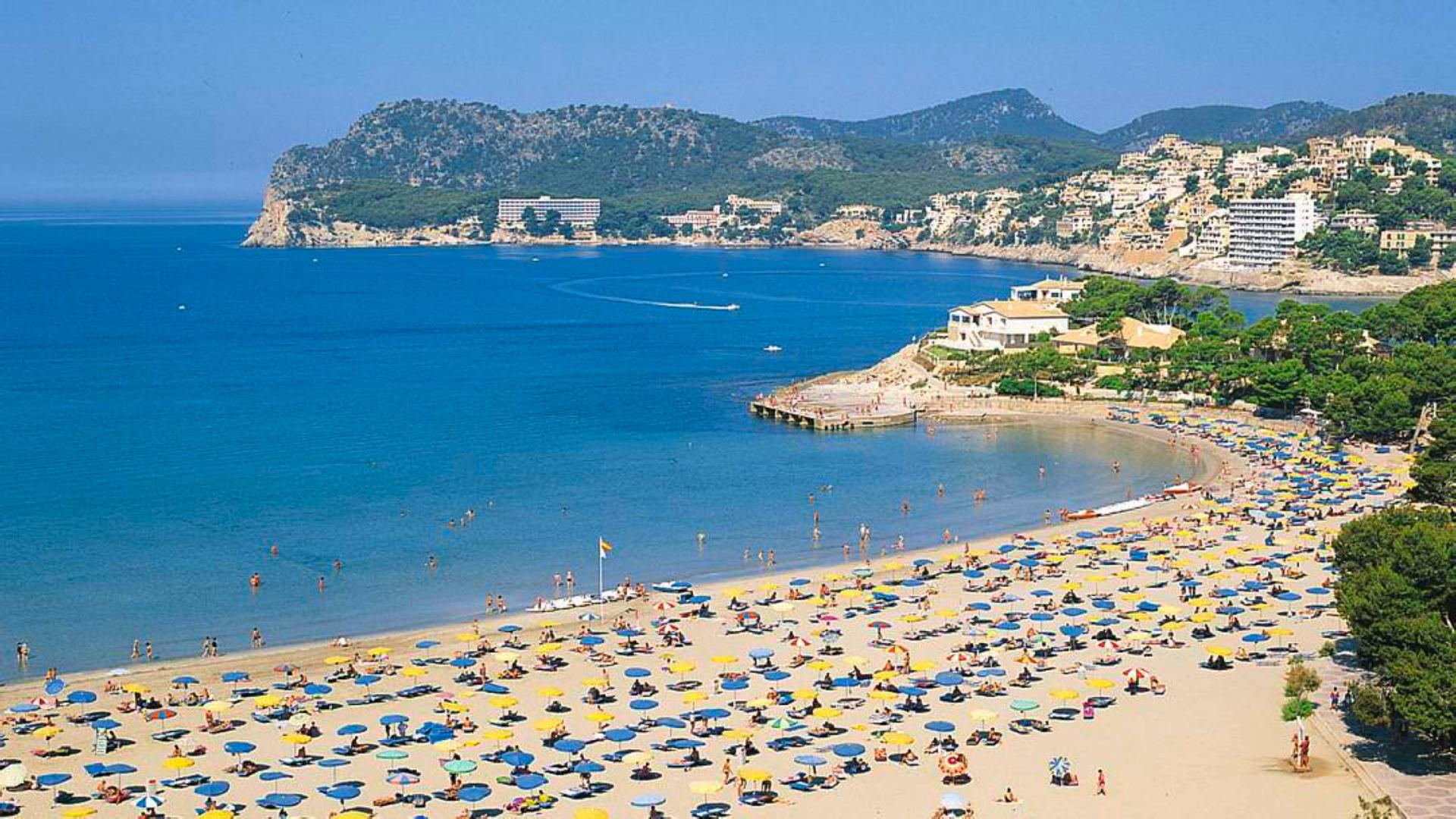 Peguera Sydv 228 Stra Mallorca Mallorcaguide