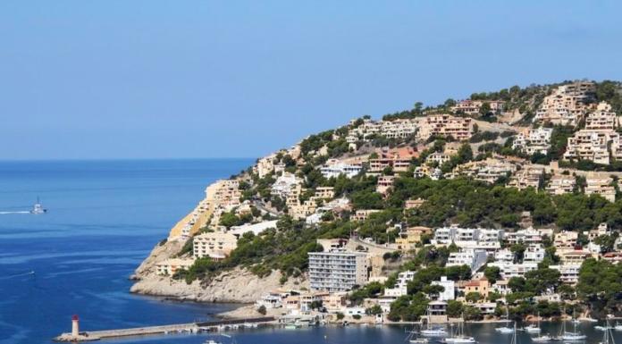 Port d ´Andratx, Sydvästra Mallorca, Hamn,