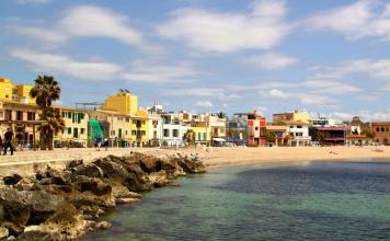 Portixol, Palma de Mallorca, Portixol hotell,