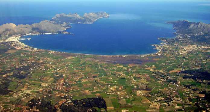 Pollensa, Puerto Pollensa, beachresort, vattenaktiviteter,