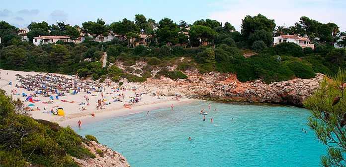 Cala Anguila Mallorca
