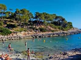 Cala Barca Mallorca