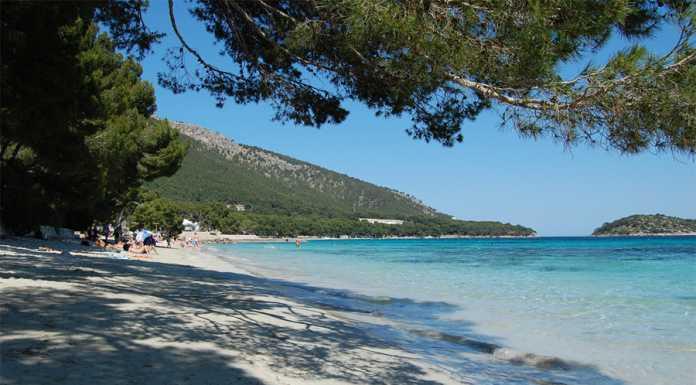 Cala Formentor Mallorca