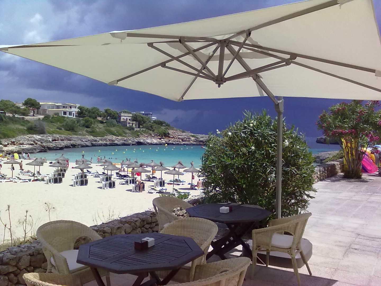 Cala Marcal - Porto Colom  Mallorcaguide