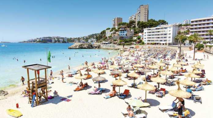 Cala Mayor Mallorca