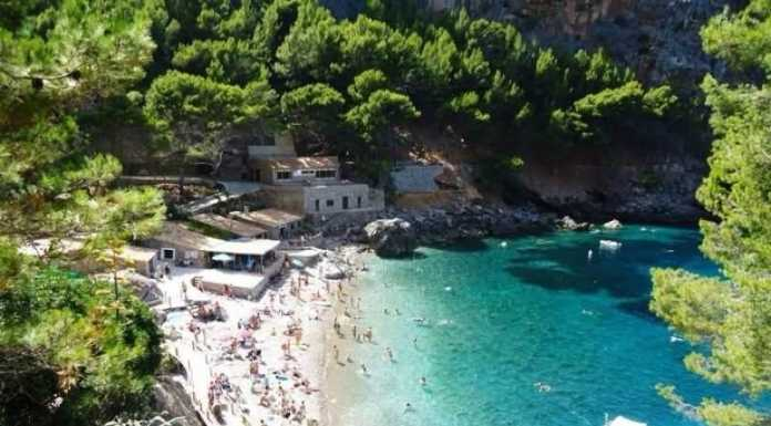 Cala Sa Calobra Mallorca