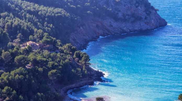 Cala Tuent Mallorca