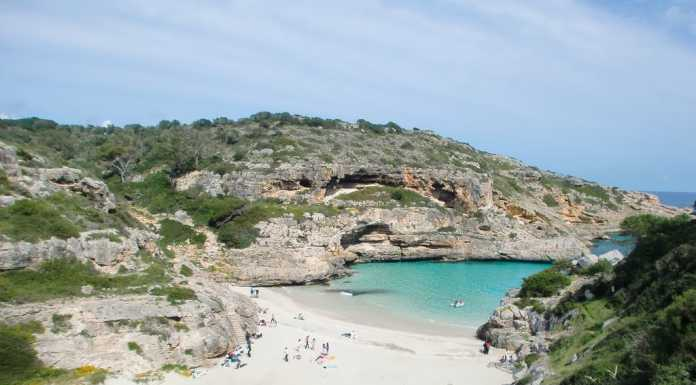 Calo des Marmol Mallorca