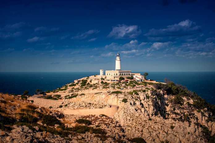 Cap de Formentor, Norra Mallorca, Strand, Sevärdhet