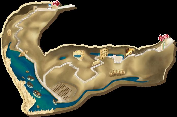 Grottorna, Grotta, Porto Cristo, Sydvästra Mallorca, Turistattraktion