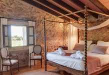 Hotell Rural & Spa Sa Bassa Rotja Mallorca