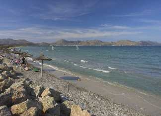 Platja Can Cap de Bou Mallorca