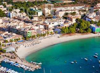 Platja de Es Dolc Mallorca