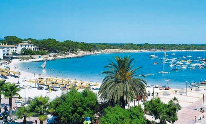 Platja de Es Port Mallorca