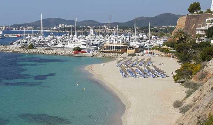 Platja de Portals Nous Mallorca