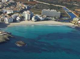 Platja de S'Illot Mallorca