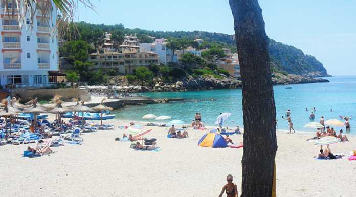 Platja de Sant Elm Mallorca