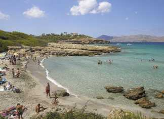 Platja de Sant Pere Mallorca