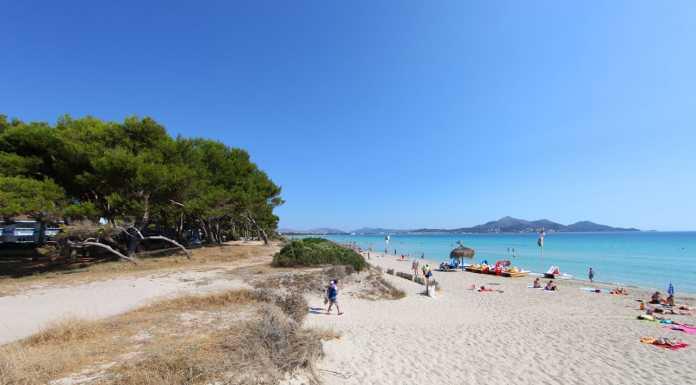 Playa de Muro MAllorca