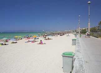 Playa de Palma Mallorca
