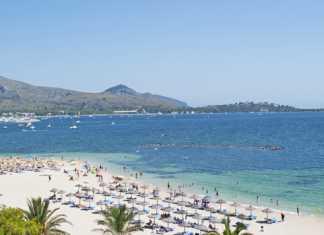 Port de Pollensa Mallorca