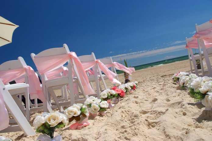 Bröllop, Mallorca, vigsel, bröllopsfest, finca, strandbröllop