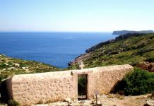 Cabrera naturreservat Mallorca