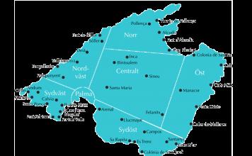 Mallorca karta