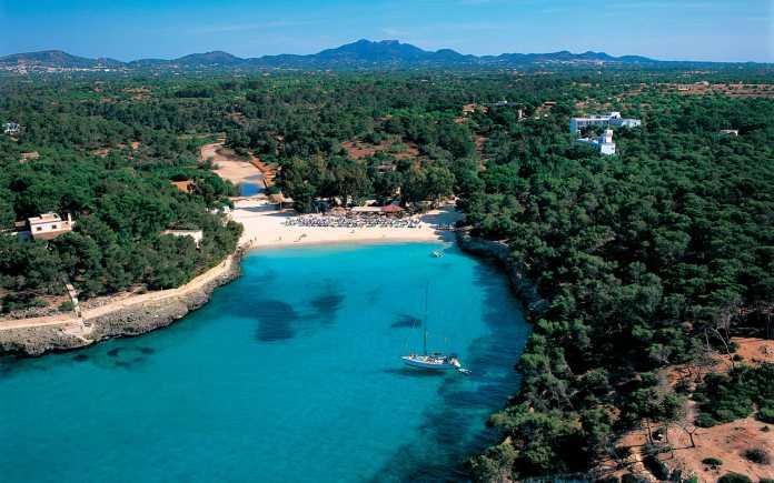 Mondrago naturreservat Mallorca