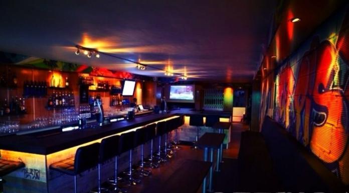 Offpist bar, bar , Magalug, uteliv, nattliv